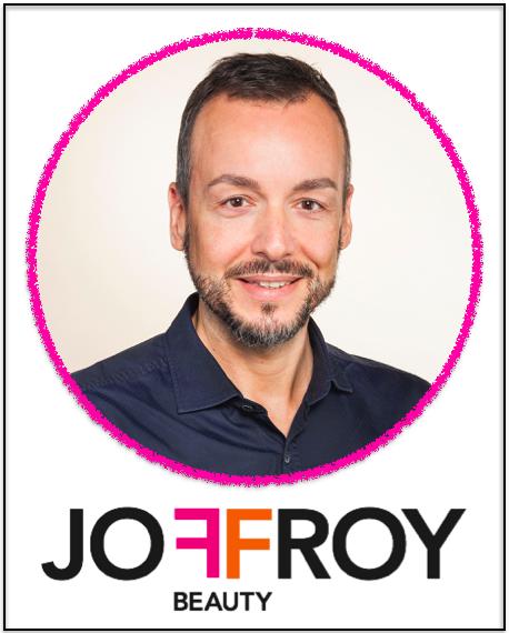 Thorsten Joffroy, Make-up Artist, Beauty Expert, -Trainer, -Coach www.joffroy-beauty.de