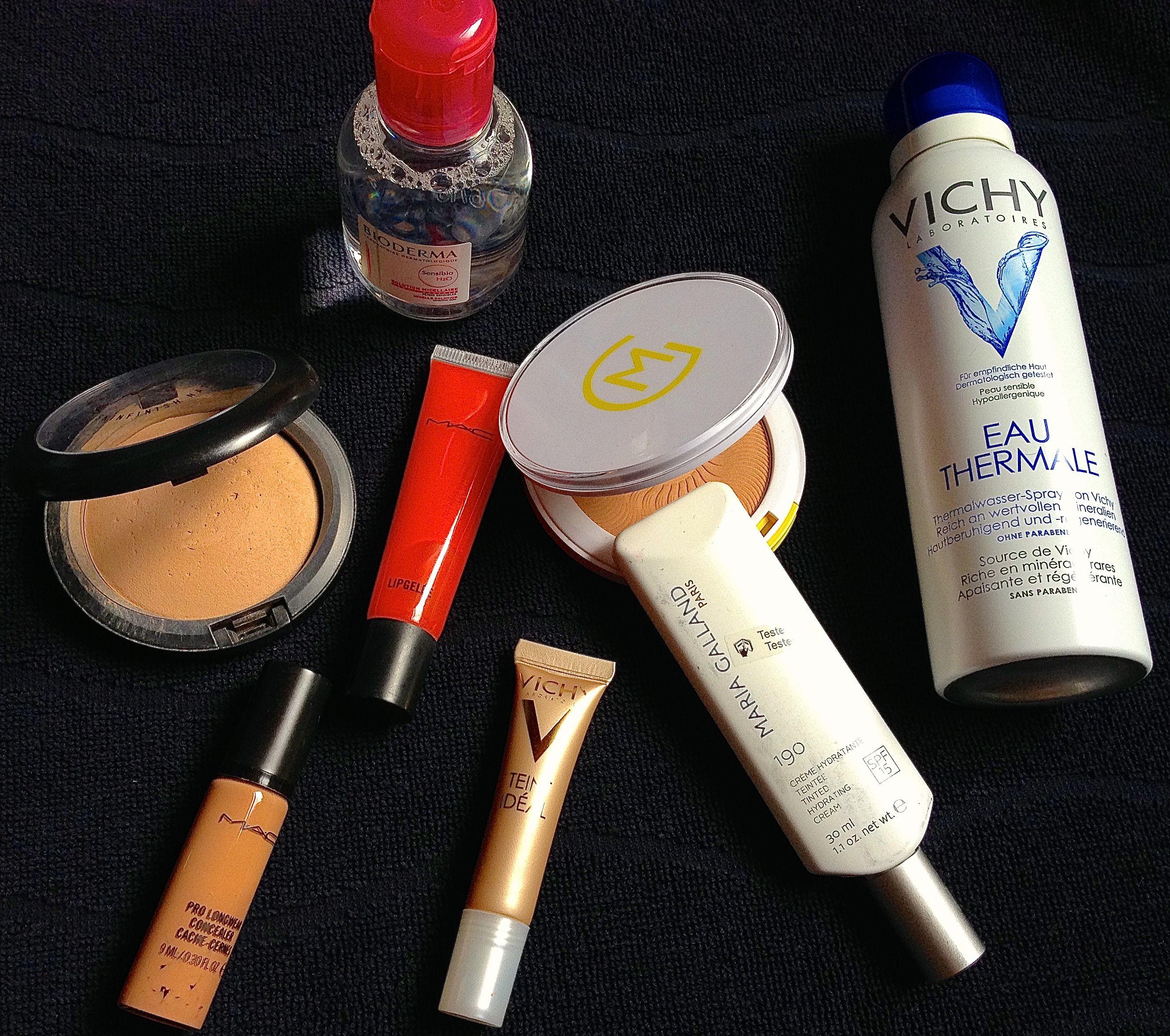 Hot Summer Look - Produkte