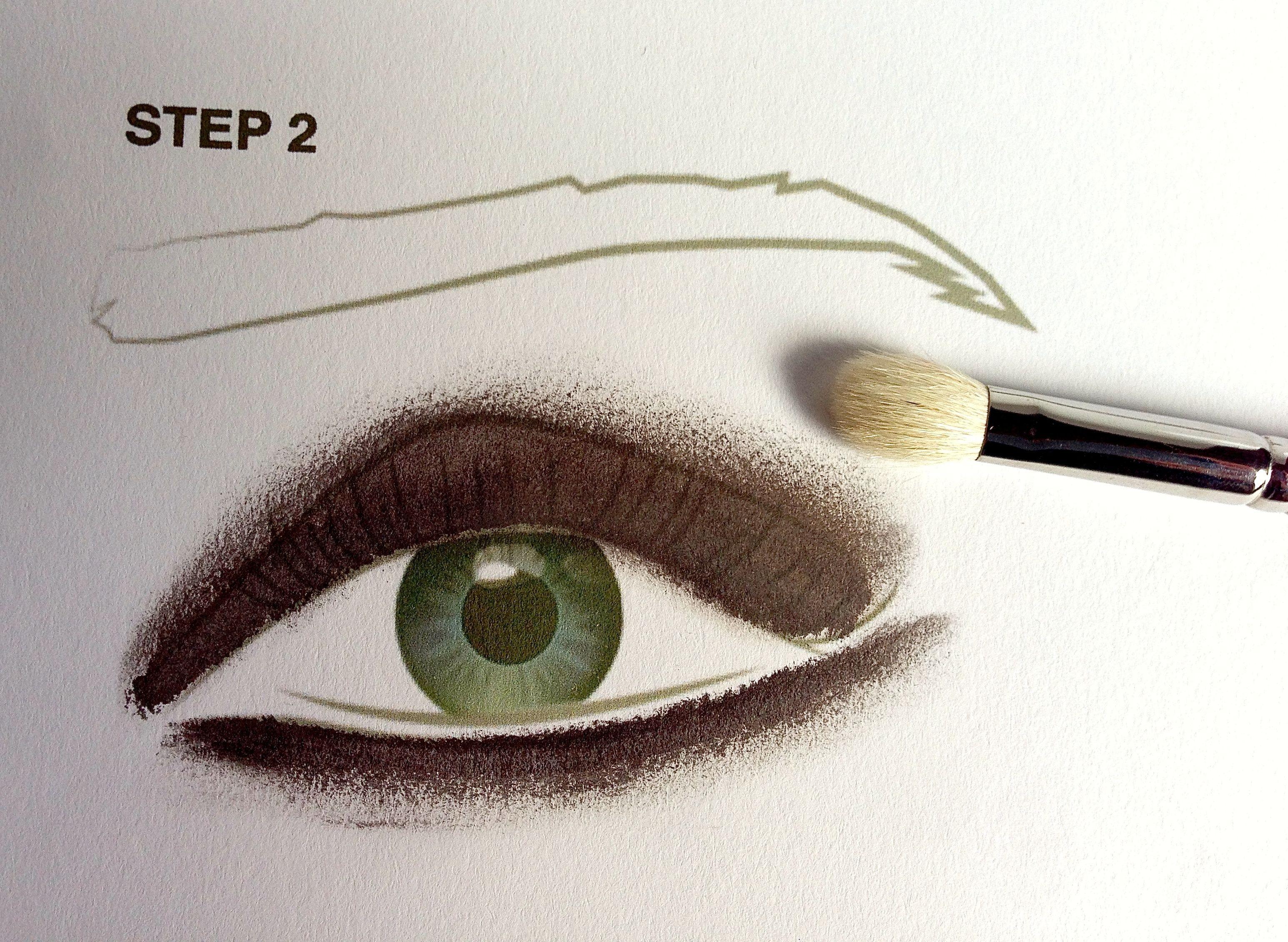 Smokey Eyes - Step 2 - joffroy-beauty.de