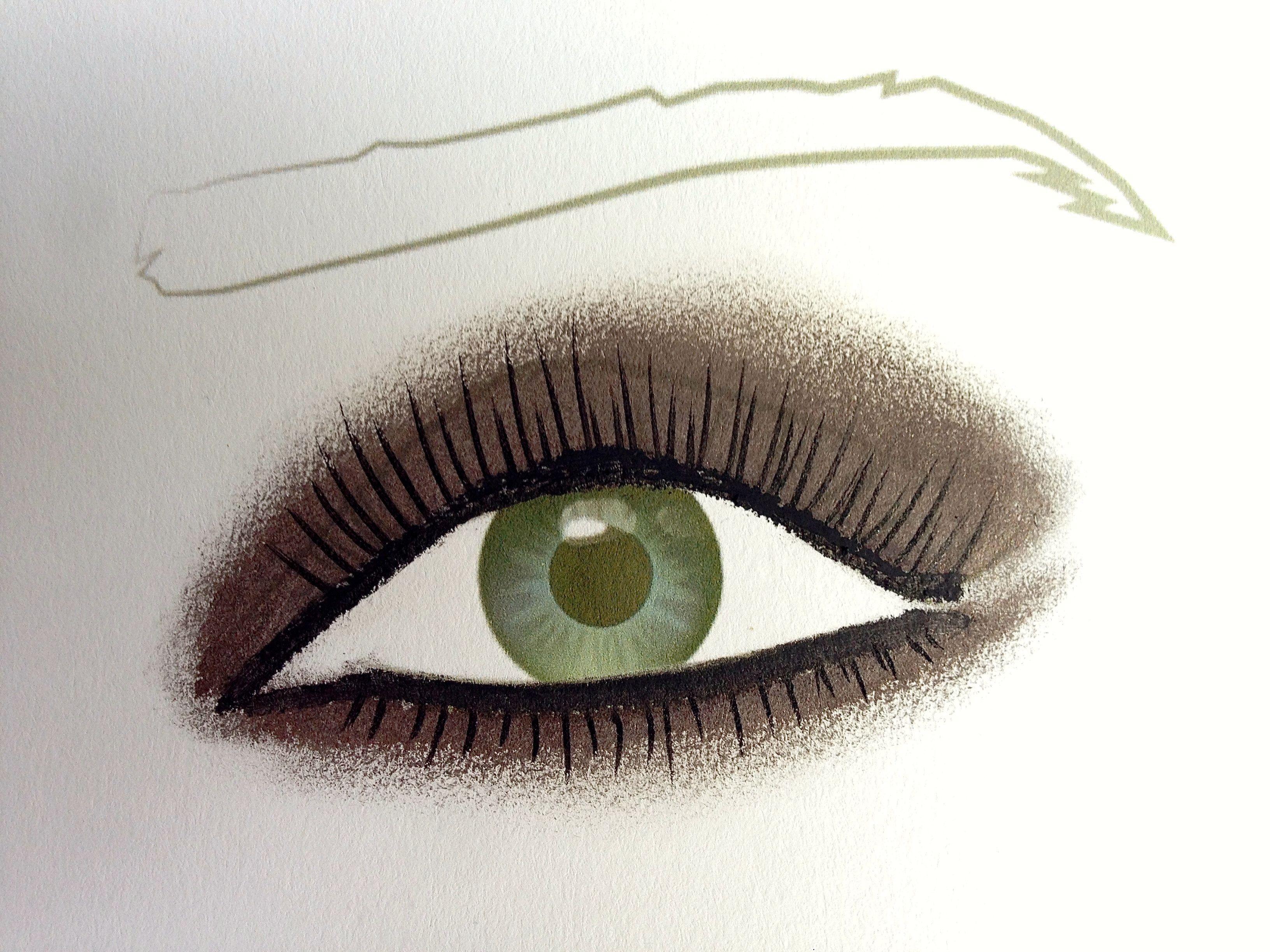 Smokey Eyes - Step 3 - joffroy-beauty.de