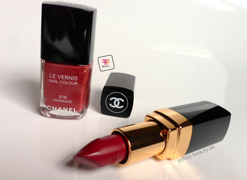 Beauty Academy - Chanel Herbst Look