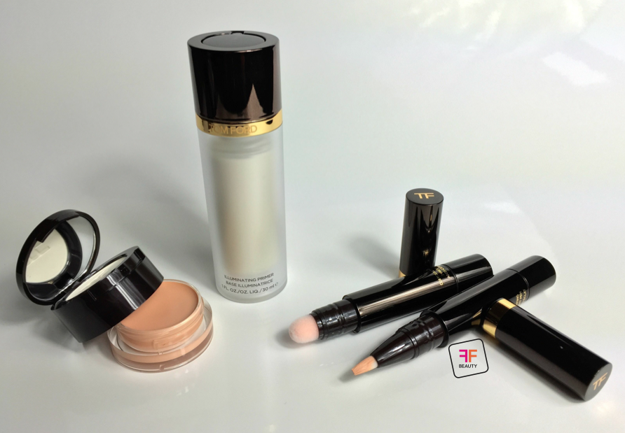 Joffroy Beauty Academy - Tom Ford - Illuminating Products