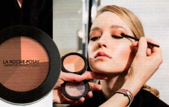 GNTM Finalistin - Ivana Teklic für Vichy / Joffroy-Beauty.de - FotoCredit Schah Eghbaly für IN das Star&Style Magazin