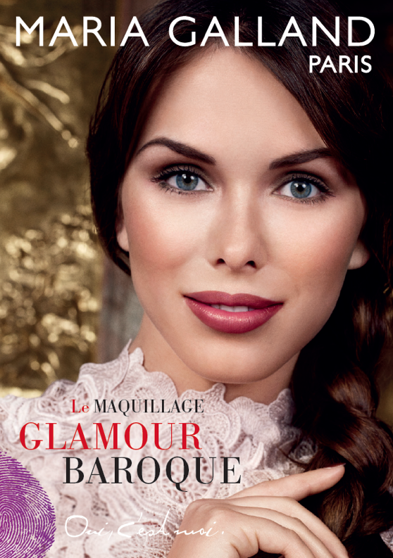Maria Galland - Glamour Baroque Look by Joffroy-Beauty.de / FotoCredit: Billie  Scheepers