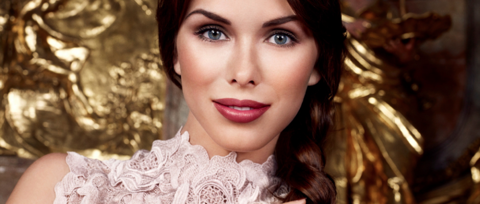 Maria Galland - Glamour Baroque Look by Joffroy-Beauty.de / FotoCredit: Billie  Scheepers