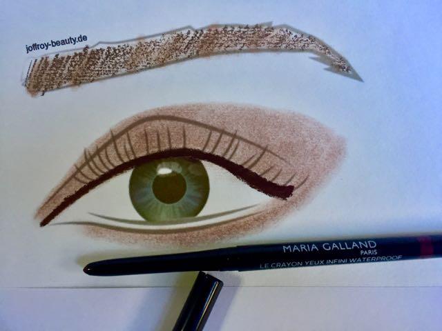 """Maria Galland """"La Parisienne"""" Trend Look by Joffroy Beauty"""