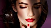JOFFROY beauty für Maria Galland Paris - Nuit Mystique Trendlook  ©️ Maria Galland Paris