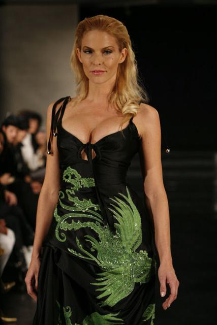 JOFFROY beauty für Unrath&Strano - Fashionweek Paris - Sonya Kraus