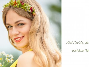 Festival Beauty by Joffroy-beauty.de ・Foto: Geisselbrecht .biz ・Model : Josie / AmazeModels