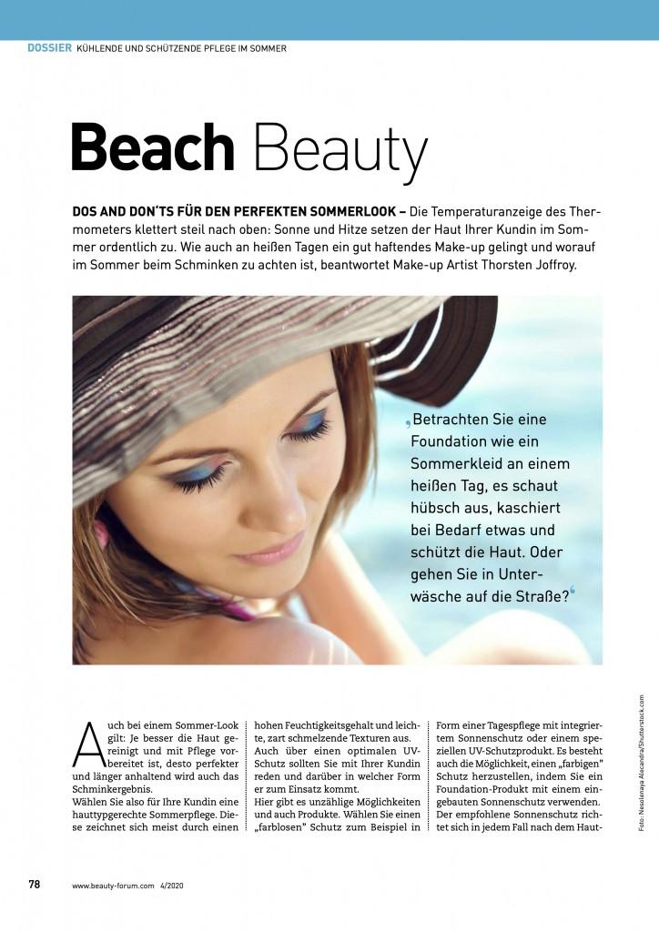 Beach Beauty - Dos and Don´ts für den perfekten Sommerlook