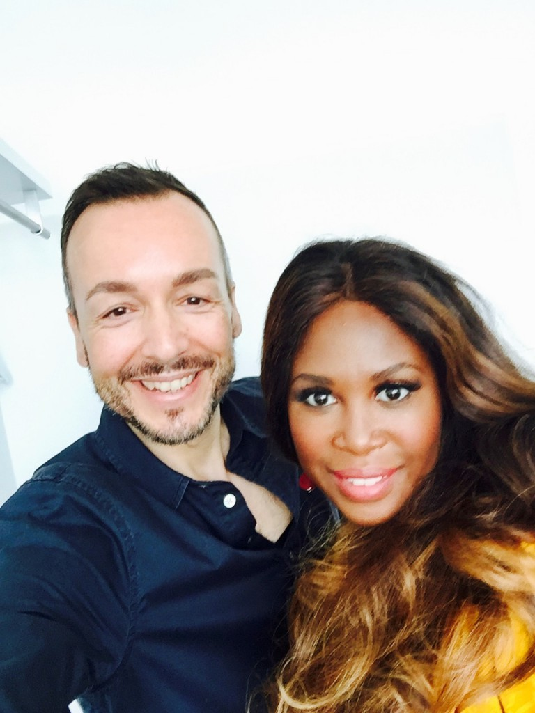 Backstage Beauty Report - Motsi Mabuse by Joffroy-beauty.de