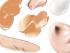Fluid- Cream Foundation Texturen