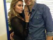 Backstage mit Sophia Thomalla