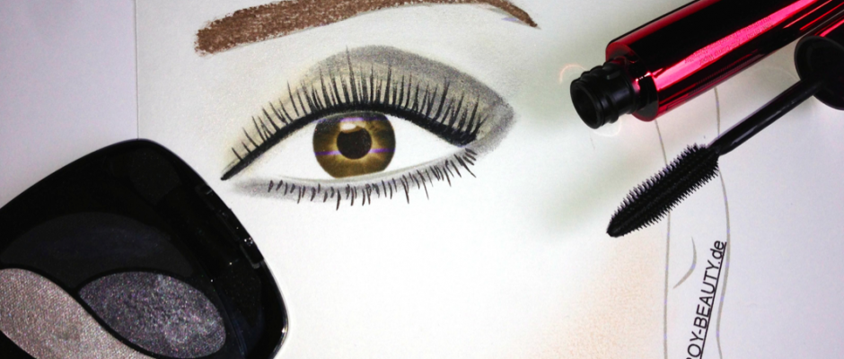 Shades of Grey - Evening Make-up Look