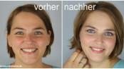 5 Min Make-up by JOFFROY Beauty for Miss Bartoz