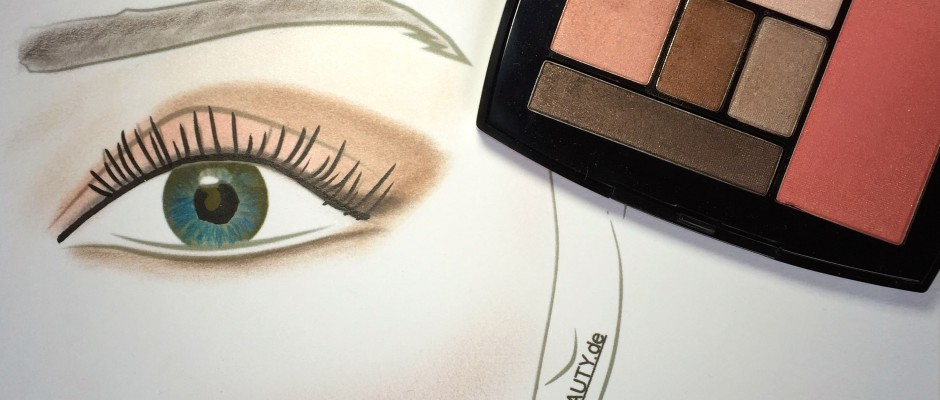Hollywood Oscar Make-up Look by JoffroyBeauty.de using SKINN by Dimitri James Cosmetics
