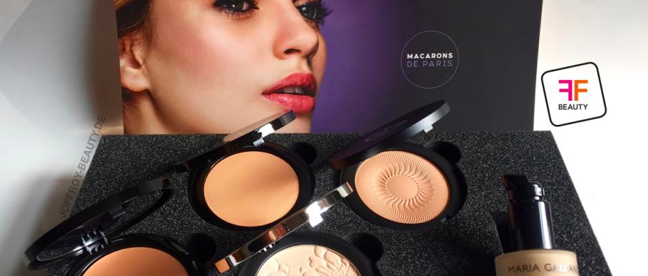 JOFFROY beauty • Thorsten Joffroy für Maria Galland Paris - Macarons de Paris Trendlook  ©️ Maria Galland Paris