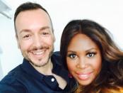 Backstage Beauty Report - Motsi Mabuse by Joffroy-beauty.de